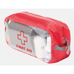 Clear Cube First Aid M (empty)