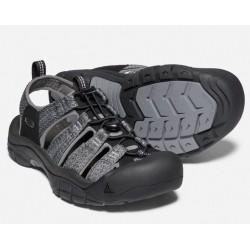 Sandales NEWPORT H2 Black Steel grey
