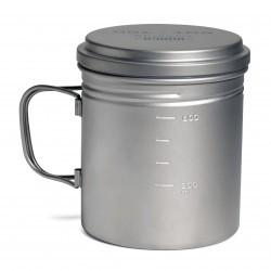 Vargo BOT' Bottle Pot titanium