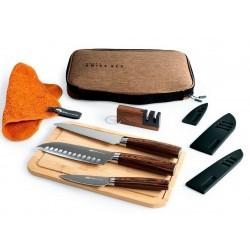 Našu komplekts RAKU Knife Set