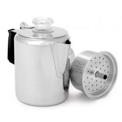 Kafijas aparāts Glacier Stainless 3 Cup Perc 0,4L