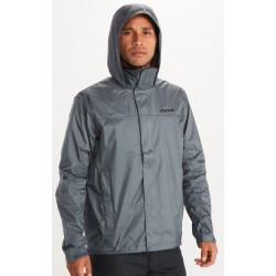 Jaka PreCip Eco Jacket Big izmēri Steel Onyx