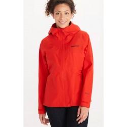 Wms Minimalist Jacket Victory red