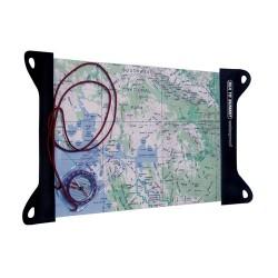 Ūdens drošs kartes iepakojums Map Case L