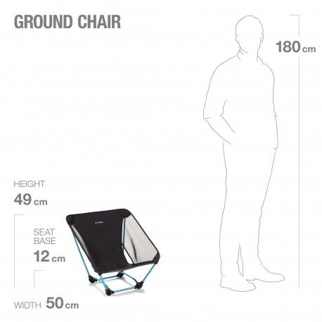Krēsls GROUND CHAIR