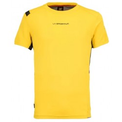 BLITZ T-Shirt M Yellow Carbon