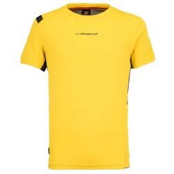 Krekls BLITZ T-Shirt M Yellow Carbon