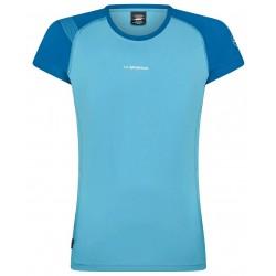 MOVE T-Shirt W Pacific blue Neptune