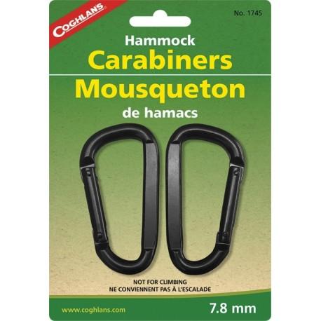 Karabīne Hammock Biners 7,8mm 2pcs