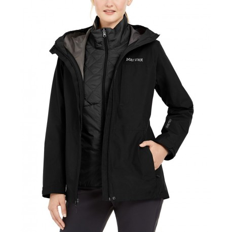 Jaka Wms Minimalist Component Plus Jacket