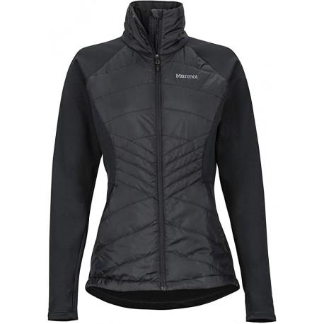 Jaka Wms Variant Hybrid Jacket Black