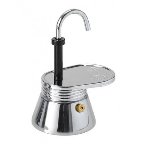 Kafijas aparāts 1 Cup Stainless Mini Expresso