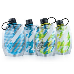 Mīksto pudeļu kompl. Soft Sided Travel Bottle Set- 100ml