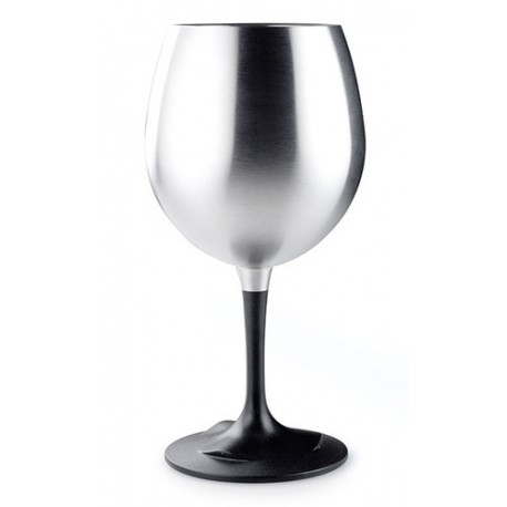 Glāze Glacier SS Nesting Red Wine Glass