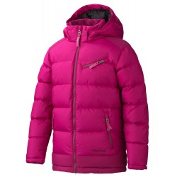 Girls Sling Shot Jacket Berry Plum rose