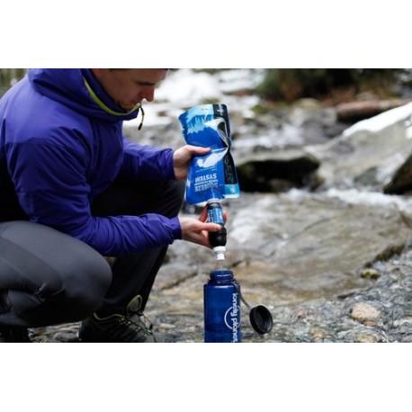 Ūdens filtra rezervuārs Squeezable Pouch
