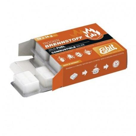 Sausais spirts Solid Fuel 12X14g