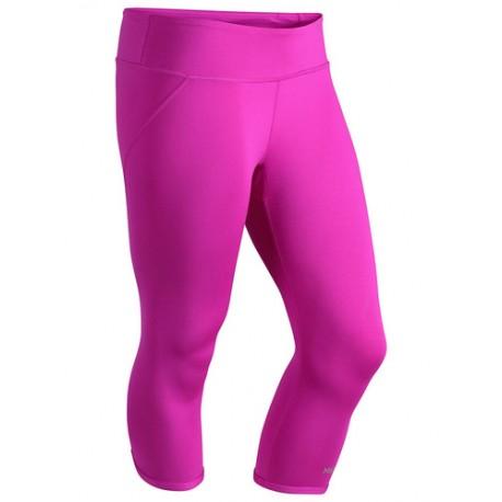 Šorti Wms Jump Start Capri Beet Purple