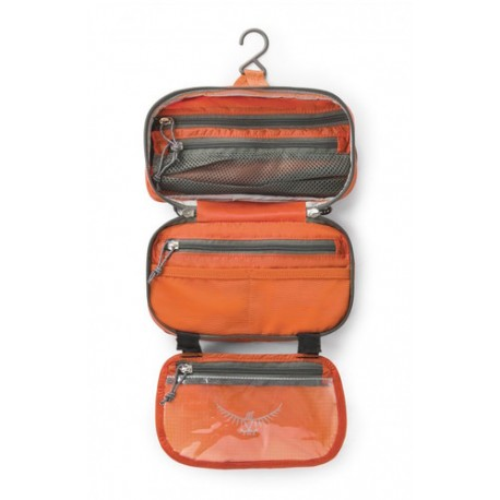 Kosmetikas soma Wash Bag Zip