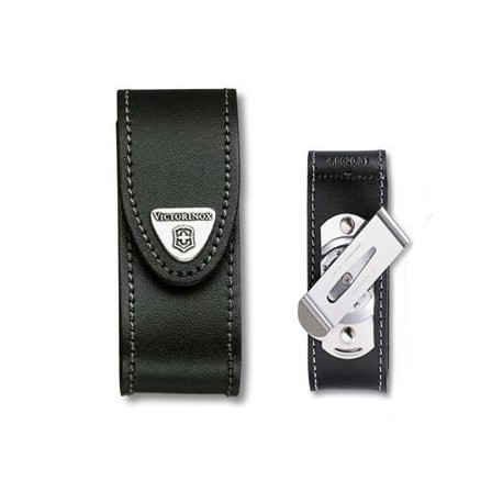 Knife pouch with rotating clip 13