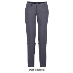 Bikses Wms Lobos Pant Dark Charcoal