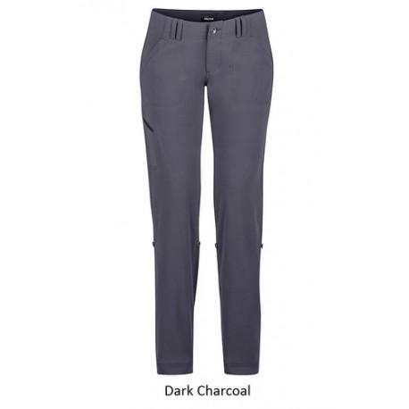 Wms Lobos Pant Dark Charcoal
