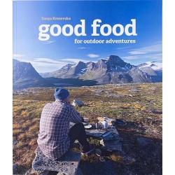 "Grāmata ""Good Food for Outdoor Adventures"""