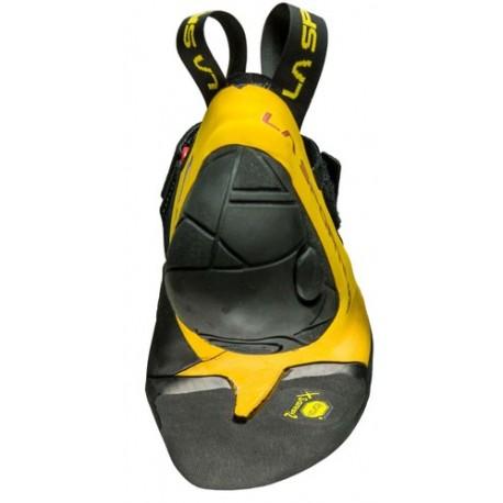 Klinšu kurpes Skwama Black Yellow