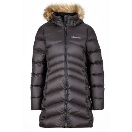 Wms Montreal Coat Black