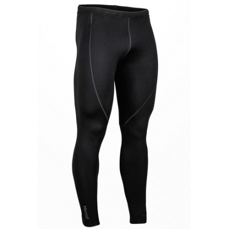 Stretch Fleece Pant Black