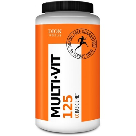 Vitamīni MULTI-VIT 125