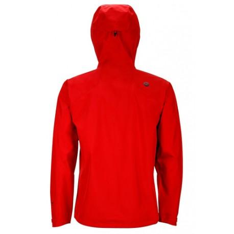 Exum Ridge Jacket Team red