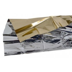 Folija sega Emergency Blanket - Gold/Silver