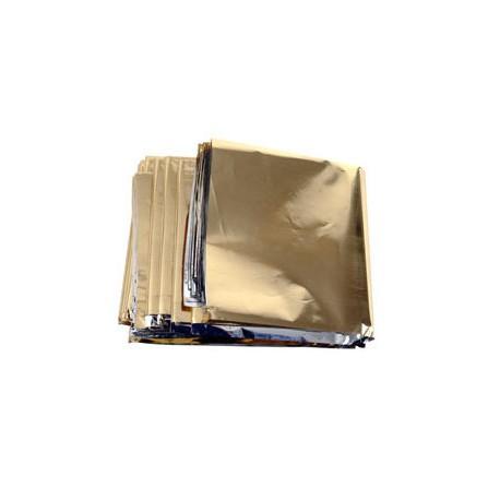 Folija sega Emergency Blanket - Gold/Silver
