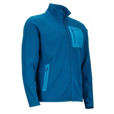Jaka Rangeley Jacket Maroccan blue