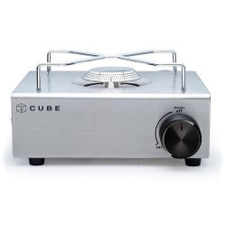 Gāzes plīts Cube RANGE