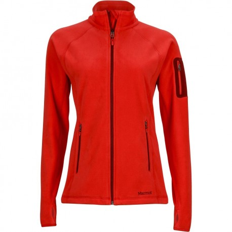 Wms Flashpoint Jacket Scarlet red