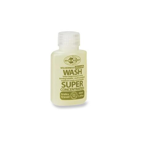 Mazgāšanas līdzeklis Wilderness wash 40ml Citronella