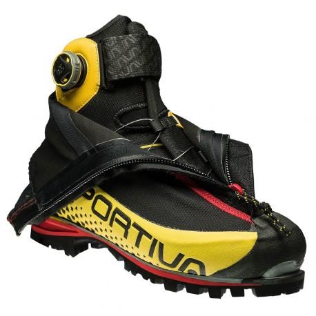 Kalnu zābaki G5 Black Yellow