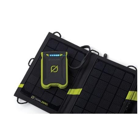 Lādētājs VENTURE 30 Solar Recharging Kit
