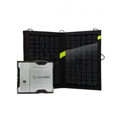 Saules lādētājs SHERPA 50 Solar Recharging Kit