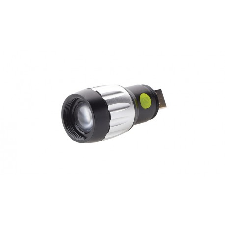 Uzgalis Bolt Flashlight Tip