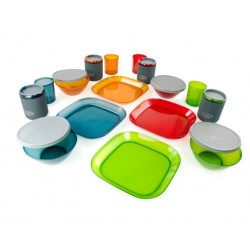 Trauku komplekts Infinity 4 Person Deluxe Tableset