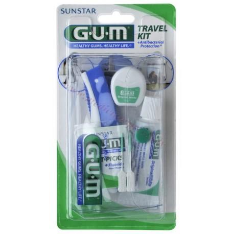 Zobu birstes kompl. Travel Kit