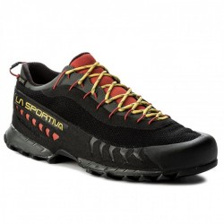 Apavi TX3 GTX Black Yellow