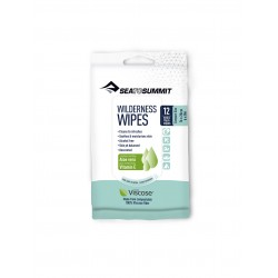 Mitrās salvetes Wilderness Wipes Compact