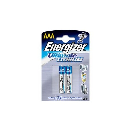 ENERGIZER Litija AAA B2 1,5V
