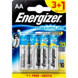 ENERGIZER Maximum AA B3+1 1.5V
