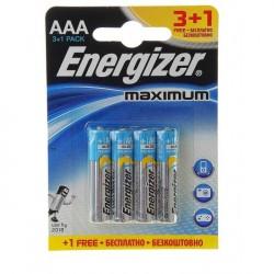 ENERGIZER MAXIMUM AAA B3+1 1.5V