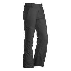 Bikses Wms Chamonix Insulated Pant Black